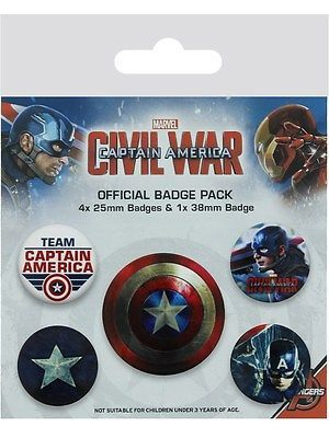 #Captain #america #civil war team cap badge pack,  View more on the LINK: 	http://www.zeppy.io/product/gb/2/131775430563/