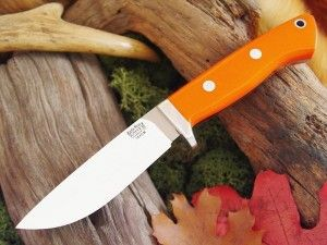 A Great Way to Sharpen Your Deer Hunting Knives on a Stone on http://www.deeranddeerhunting.com
