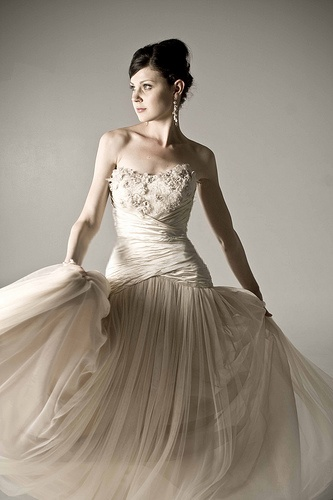 Corrine Grbevski @ FleshSoNice - Bridal