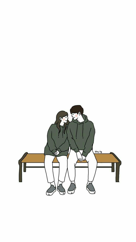 Fanart Couple Relationship Di 2020