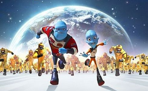 Parent's review and movie ratings for Escape From Planet Earth. Helps you know if your kids can go!