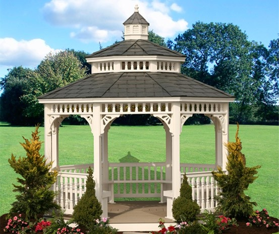 Futuristic Victorian Front Gardens 9 On Garden Design: 17 Best Images About Gazebo On Pinterest