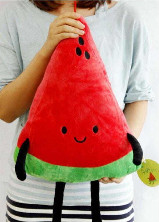 Almofada de melancia