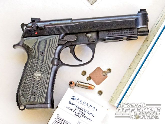 Massad Ayoob Reviews the Beretta/Wilson Combat 92G Brigadier Tactical