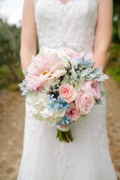 De 55 mooiste bruidsboeketten: onderscheidend en elegantie voor op uw bruiloft! Image: 34