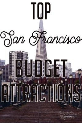 Despite it's reputation as an expensive city, San Francisco budget attractions can easily be found and definitely worth your time.