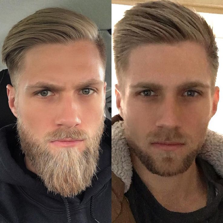 beard and hair style best 25 blond ideas on bearded 9850 | a98edf687e2998c768c4c838d427b067