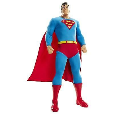 Superman Action Figure 19in Tribute Series DC Originals Limited Edition Hero New