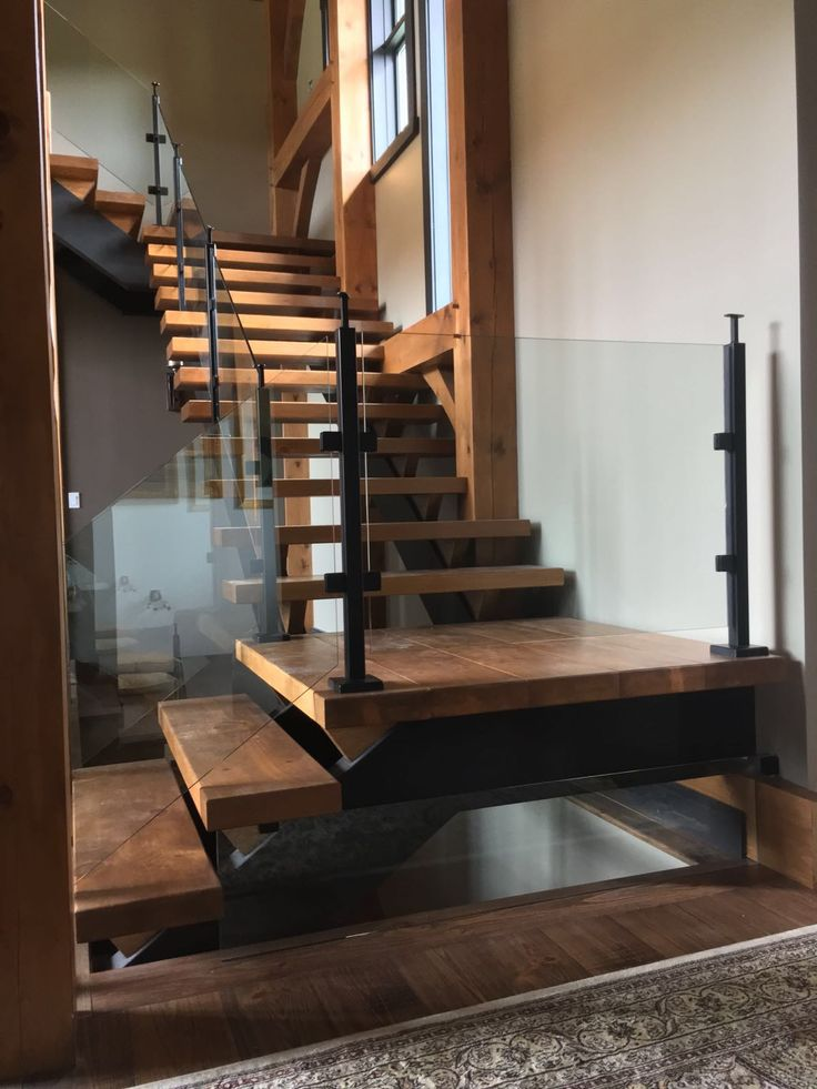 11 best Tempered Glass Railings & Banisters images on Pinterest ...