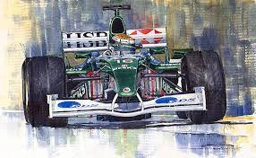 Znalezione obrazy dla zapytania 2002 Jaguar R3 - Cosworth