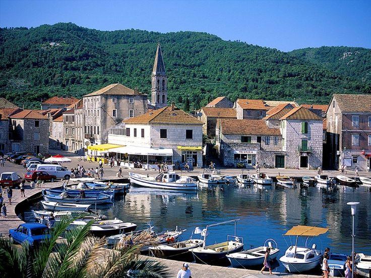 Stari Grad - Croatia