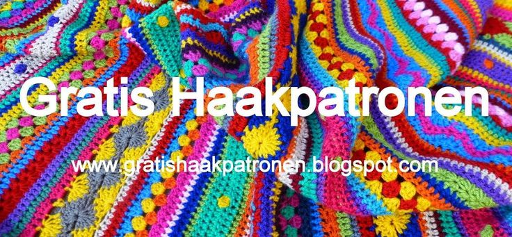 Gratis Haakpatronen - een heleboel grannies bij elkaar!
