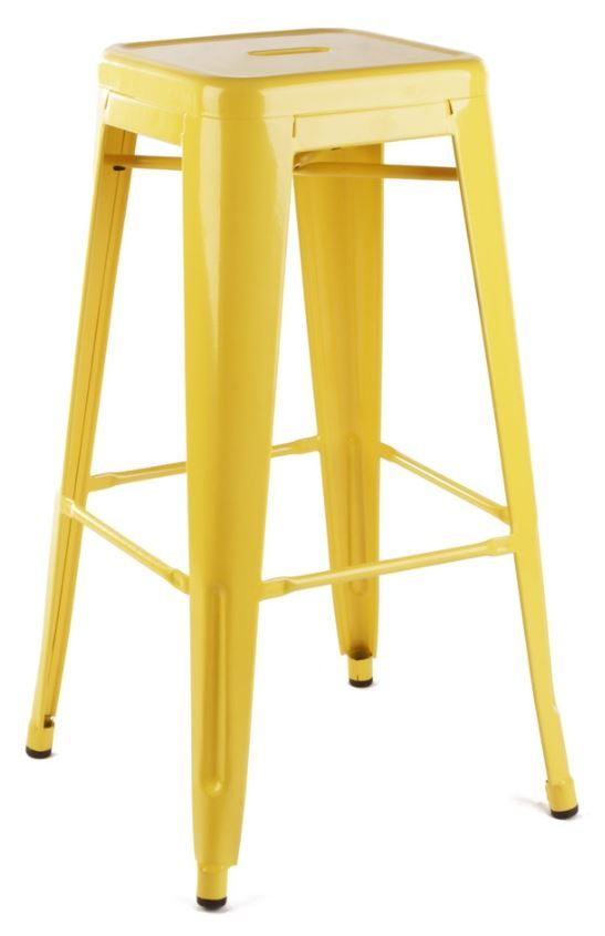 Replica Xavier Pauchard Tolix Stool 75cm (Powder coated)  sc 1 st  Pinterest & 135 best Kitchen u0026 Bar Stools images on Pinterest | Bar stools ... islam-shia.org