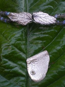 Kartisim Design silver metal clay. custom orders welcome.