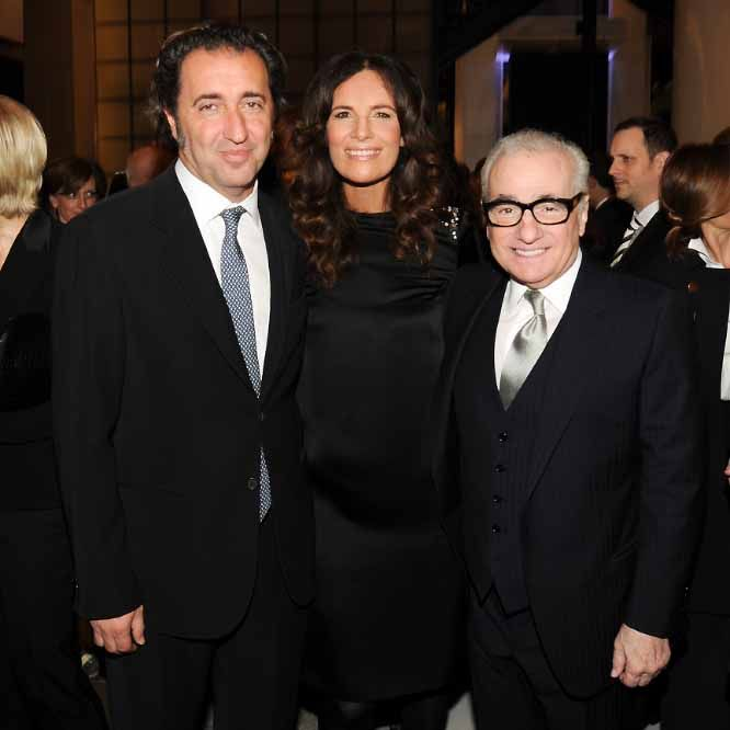 Paolo Sorrentino, Roberta Armani and Martin Scorsese * Giorgio Armani honors Martin Scorsese and Paolo Sorrentino with special Oscar weekend celebration http://bit.ly/1kTYWtX
