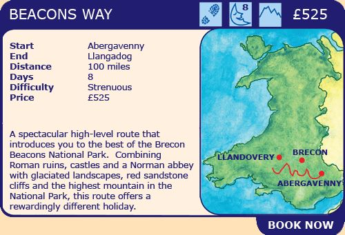 Drover Holidays | Self-guided, supported walking holidays in Wales
