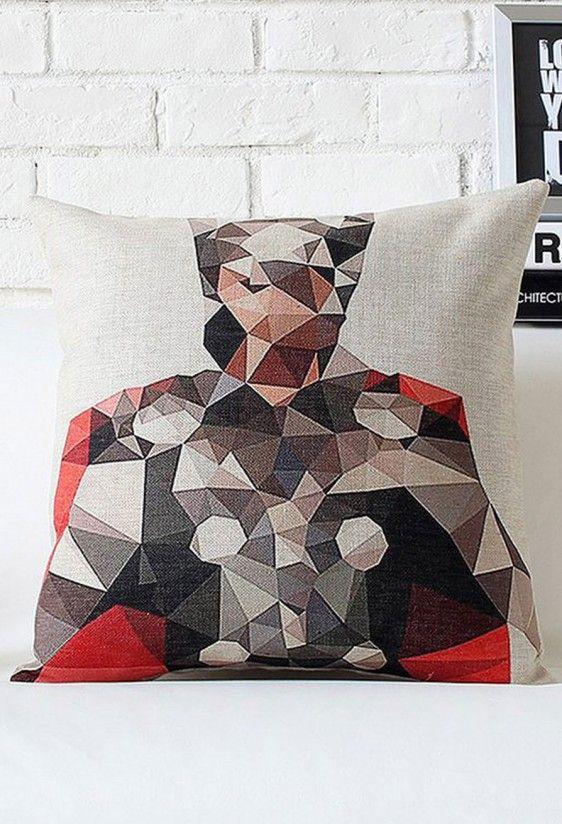 Polygon Hero Pillowcases | Vamers Store