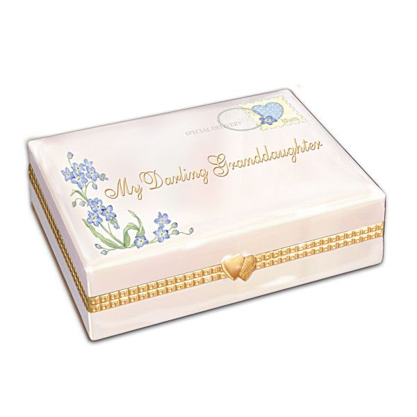 Granddaughter Jewelry Box Enchanting 72 Best Collectible Music Boxes Images On Pinterest  Music Boxes
