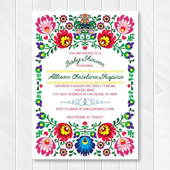 baby shower fiesta invitations baby shower fiesta