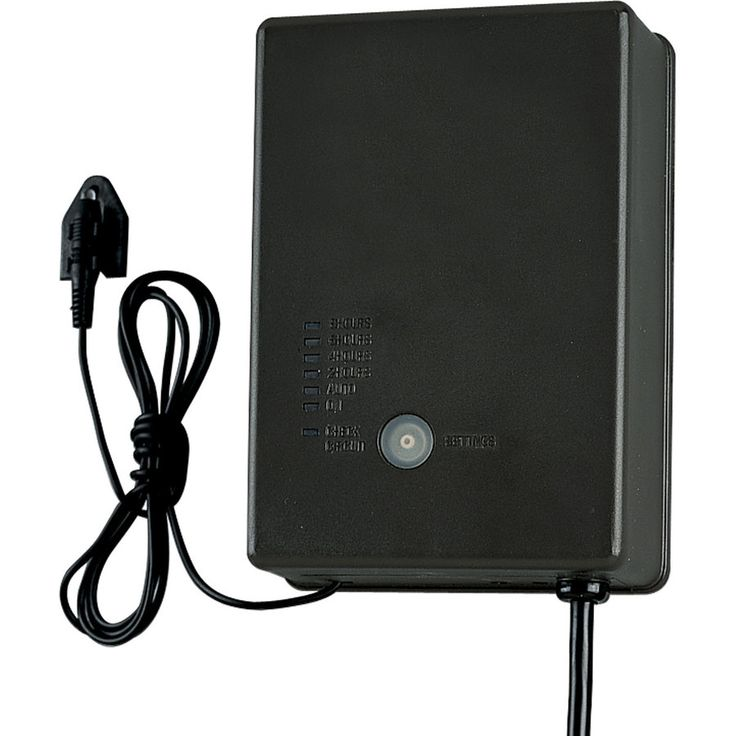Progress Lighting 300 Watt 12 Volt Multi Tap Landscape Lighting Transformer  With Dusk To Dawn Sensor P8518 31