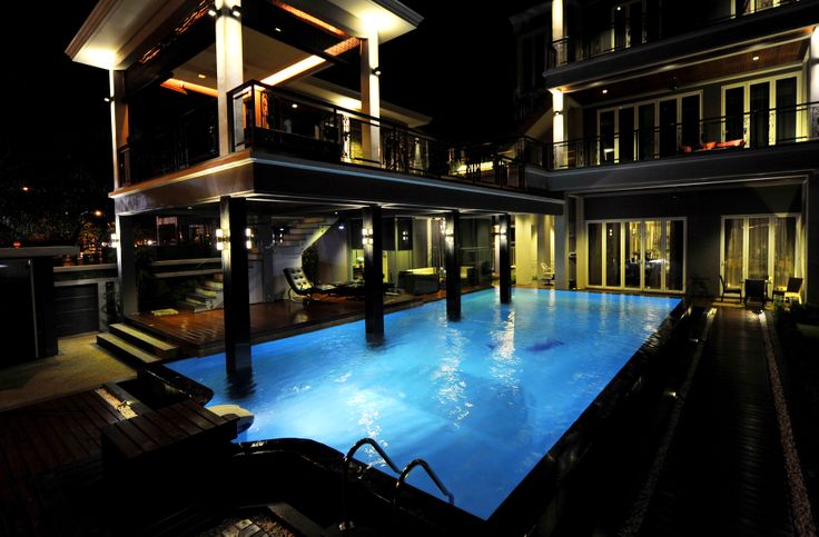 Nice swimming pools