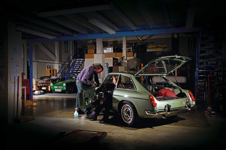 Frontline MGB LE 50 (photo classiccars)