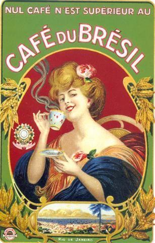 Exposição retrata importância do café no intercâmbio cultural entre França e Brasil Café - Revista Cafeicultura