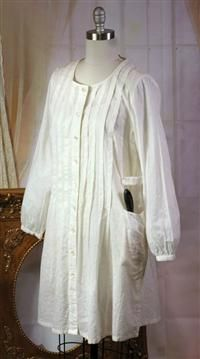 APRIL CORNELL FRENCH ARTIST SMOCK so lovely, and what pockets!