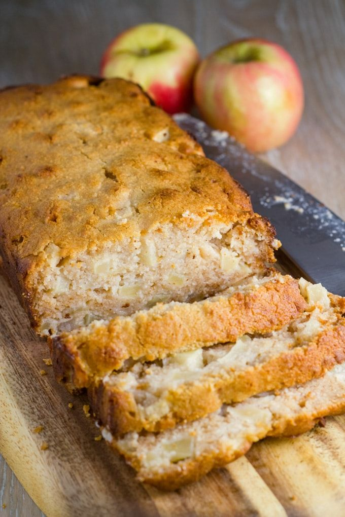 Gluten Free Apple Bread Becomingness Bread Recipes Sweet Apple Bread Coconut Flour Recipes