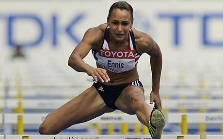 Jessica Ennis-Great Britain Track and Field