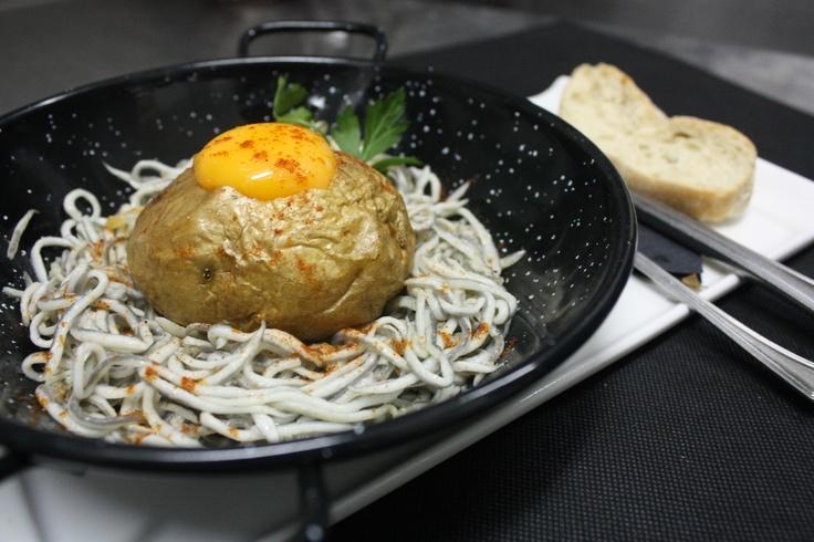 Nido de Patata - Participante en la X Semana de la Cazuelita de Araba