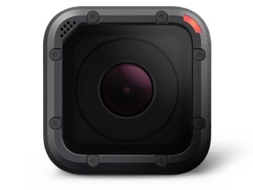 GoPro Hero5 Session Waterproof Video Action Camera  Description A load of features in a small package, the GoPro HERO5 Session Action Video Camera lets you capture life's amazing adventures in stunning 4K videos and 10MP photos with the touch of a button.       Share your world        Capture Life The GoPro HERO5 Session allows you to capture and record anything and everything. With its 4K video capability along with 10MP photos in Single, Burst and Time Lapse modes, the HERO5 can take…