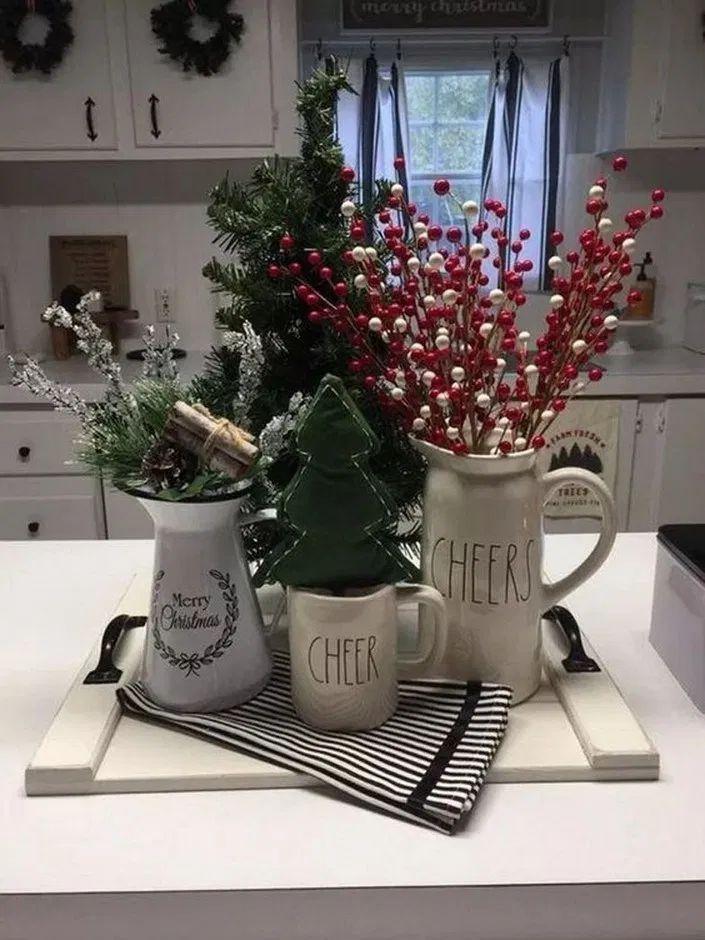 15 Best Kitchen Christmas Decorations 1
