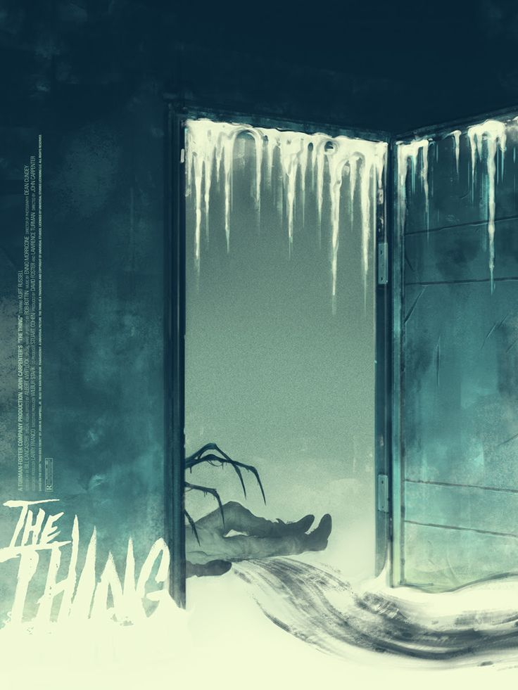 3 movie posters by Sam Wolfe Connelly (Mondo release)