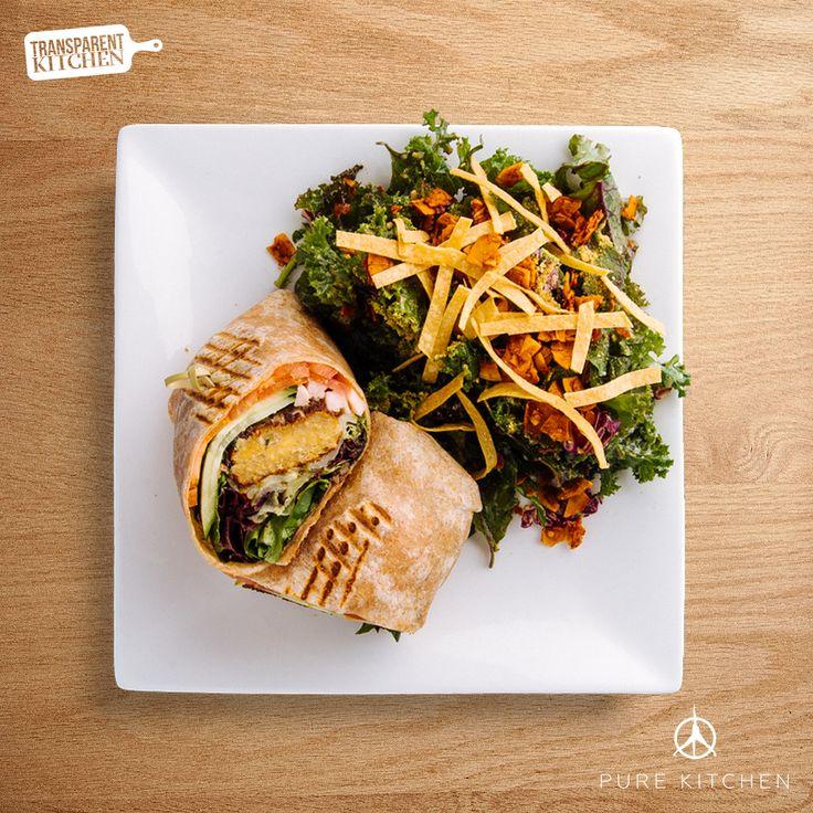 Pure Kitchen - Peaceful Falafel | Transparent Kitchen
