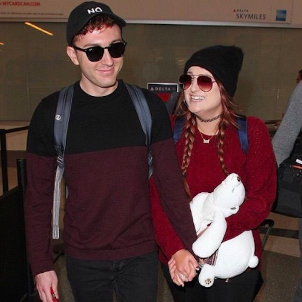 Meghan Trainor Fell In Love With Daryl Sabara On Their Second Date - http://oceanup.com/2016/12/04/meghan-trainor-fell-in-love-with-daryl-sabara-on-their-second-date/