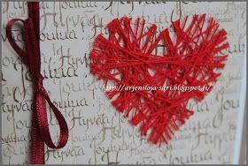 sydän langasta