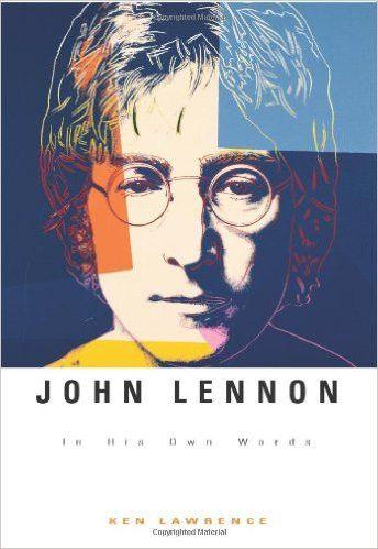 Imagine john lennon picture book
