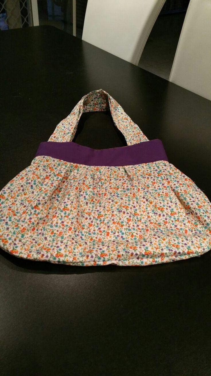 Floral Handmade Bag