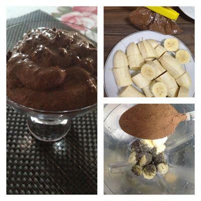 Diário Alimentar | Cardápio – Detox – Receitas Risoto Negro Detox e Sorvete de Banana com Cacau e Chia | Dra. Fernan da Granja