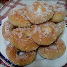Ντόναντς φούρνου !! Πανεύκολα !!! ~ ΜΑΓΕΙΡΙΚΗ ΚΑΙ ΣΥΝΤΑΓΕΣ
