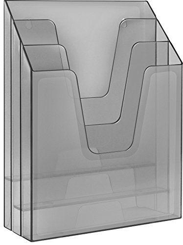 Acrimet Vertical File Folder Organizer (Smoke Color) Acrimet http://www.amazon.com/dp/B00QMQEXFY/ref=cm_sw_r_pi_dp_DjiYvb0PQKQCB