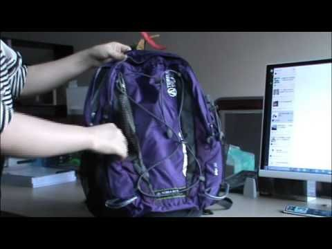 Terra peak Hiking backpack for mountaineering and cycling
