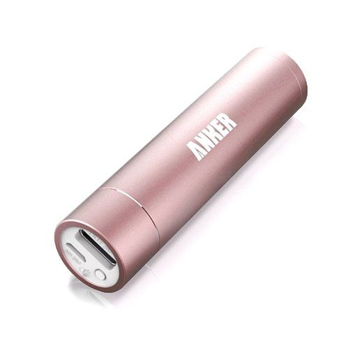 Amazon.com: Anker Astro Mini 3000mAh Ultra-Compact Portable Charger Lipstick-Sized External Battery Power Bank Pack for most Smartphones and...