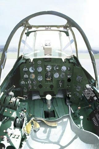 Mitsubishi J2M Raiden Instruments panel