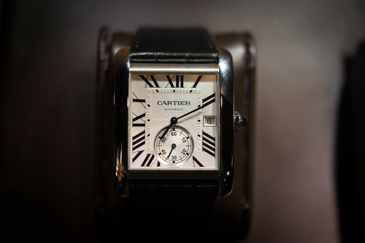 New Cartier Tank Watch