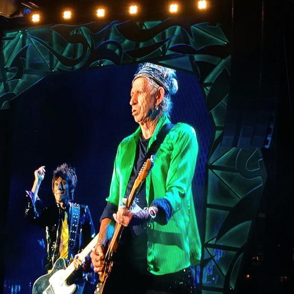 Minneapolis MN USA 3-June-2015 Rolling Stones live show updates