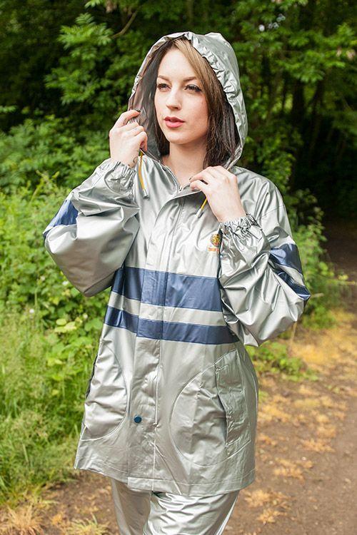 Rain Jacket Womens