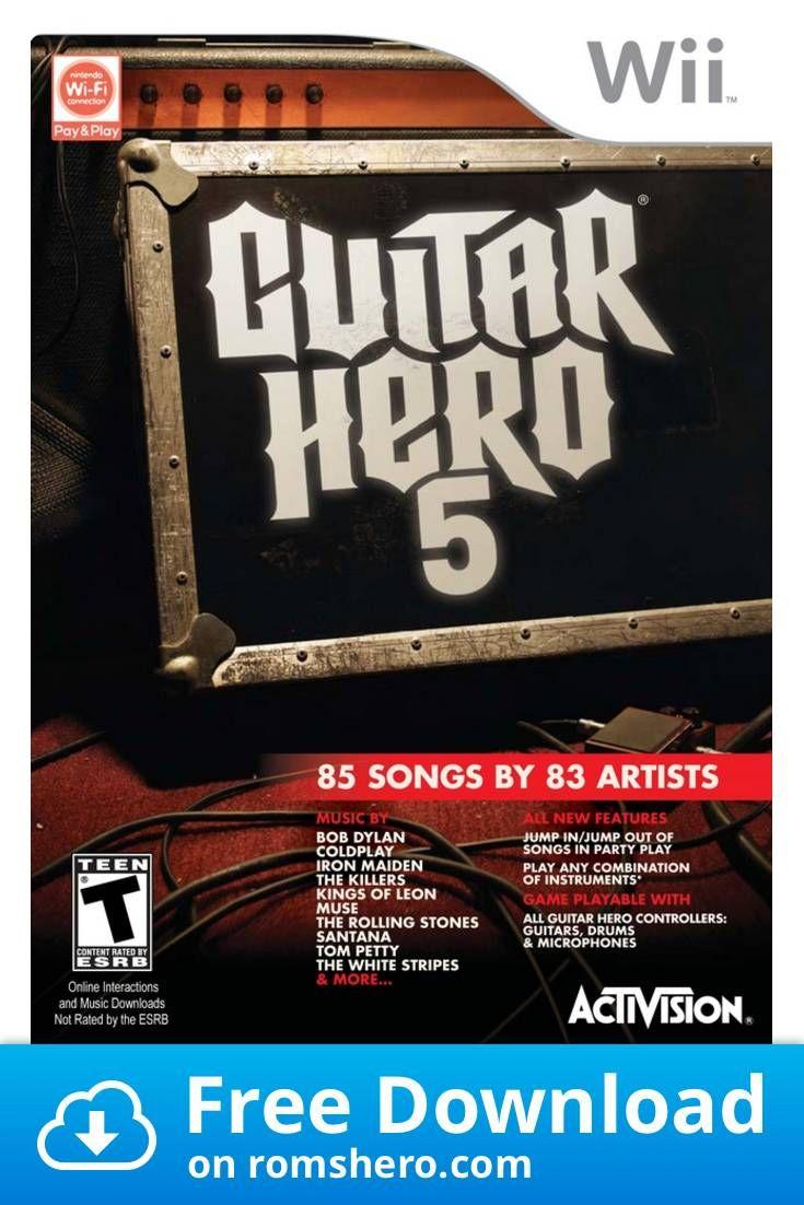 Guitar hero 3 wii download