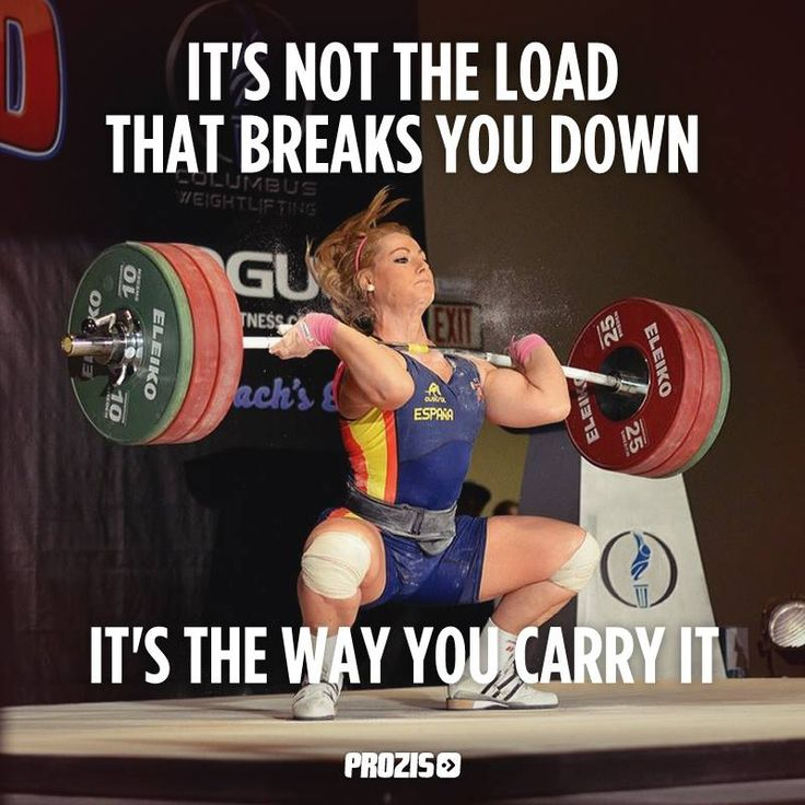 The Load does not breaks you down!!!  #Prozis #ExceedYourself #Fitness #Musculation #Bodybuilding #Motivation #inspiration